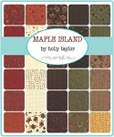 Maple Island Layer Cake, Holly Taylor by Moda