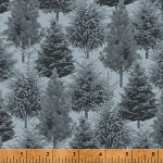Windham Northwoods 37111 1 Pine Trees Grey