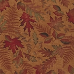 Wish You Were Here 6531 13 Turmeric Leaves, Holly Taylor by Moda