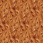 Majestic Wings 73233 582 Feather Texture Golden Brown South Sea Imports