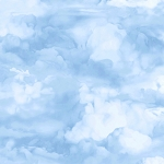 Majestic Wings 73235 441 Cloud Texture Blue South Sea Imports