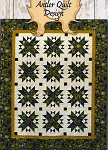 Bountiful Blessings Quilt Pattern, AQD0211 Antler Quilt Design