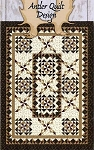 Highlands Quilt Pattern, AQD0218 Antler Quilt Design
