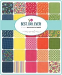 Best Day Ever Charm Pack, April Rosenthal by Moda