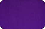 Shannon Cuddle 3 Purple Solid Flat Plush Poly