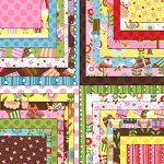 Cherry on Top Charm Pack, Keiki by Moda