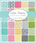 Color Theory Charm Pack, V and Company by Moda