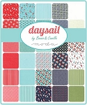 Daysail Layer Cake, Bonnie & Camille by Moda