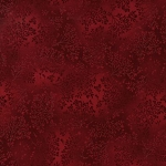 Kaufman 5573 Fusions Tone on Tone Leaf Print 5573 118 Ruby