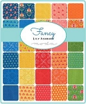 Fancy Charm Pack, Lily Ashbury by Moda