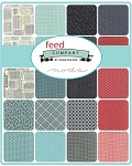 Feed Company Charm Pack, Sweetwater by Moda