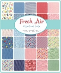 Fresh Air Charm Pack, American Jane by Moda