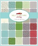 Holly Tree Farm Charm Pack, Sweetwater by Moda