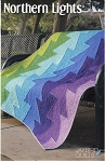 Northern Lights Quilt Pattern by Jaybird Quilts