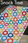 Snack Time Quilt Pattern, Jaybird Quilts