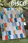 Disco Quilt Pattern, Jaybird Quilts