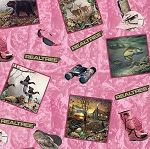 Realtree Pink Postcards 9958, Print Concepts