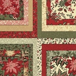 Merriment Charm Pack, Sentimental Studios by Moda