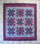 A Lake Superior Star Light, Star Bright Quilt Kit