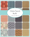 Modern Neutral Charm Pack, Amy Ellis by Moda