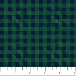 Mountain Lodge Flannel F20572 49 Check Blue, Northcott