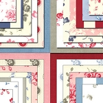Northcott Range Jelly Roll, Cabbages & Roses by Moda