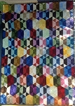 Disco Fusions Quilt Kit, Kaufman
