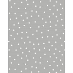 Dotted Flannel 48776 901 Grey, Wilmington Prints