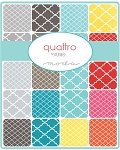 Quattro Jelly Roll, Studio M by Moda