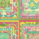 Spring House Charm Pack, Stephanie Ryan by Moda