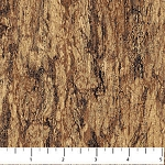 Stonehenge Wilderness Flannel Red Maple F39080-37 Bark, Northcott