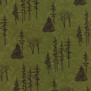 Home gt moda gt assorted wovens gt through the winter woods 6554 12 moss