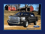 Ford 10110 Ford F-150 Truck Panel, Print Concepts