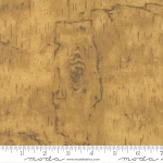 Endangered Sanctuary Flannel 6655 16F Golden Oak Birch Bark, Holly Taylor by Moda