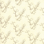 Country Road 6665 18 Church White Branches, Holly Taylor by Moda