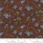 River Journey 6685 22 Bark Leaves, Holly Taylor by Moda