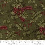 Forever Green 6692 15 Pine Holly Ribbon, Holly Taylor by Moda