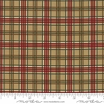 Forever Green 6694 18 Burlap Plaid, Holly Taylor by Moda