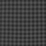 Burly Beavers Flannel 15995 293 Black Grey Buffalo Check, Kaufman