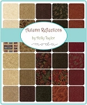 Autumn Reflections Jelly Roll, Holly Taylor by Moda