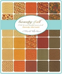Beauty Fall Charm Pack, Sandy Gervais by Moda