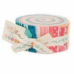 Bright Sun Jelly Roll, Sherri & Chelsi by Moda