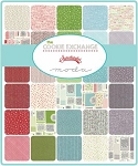 Cookie Exchange Charm Pack, Sweetwater by Moda