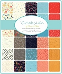 Creekside Jelly Roll, Sherri & Chelsi by Moda