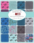 Dapper Charm Pack, Luke by Moda