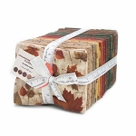 Endangered Sanctuary Flannel Fat Quarter Bundle, Holly Taylor by Moda