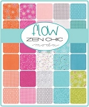 Flow Charm Pack, Zen Chic by Moda