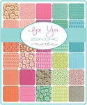 For You Charm Pack, Zen Chic by Moda