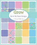 Grow Charm Pack, Me & My Sister by Moda