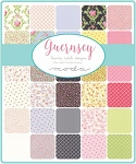 Guernsey Layer Cake, Brenda Riddle by Moda